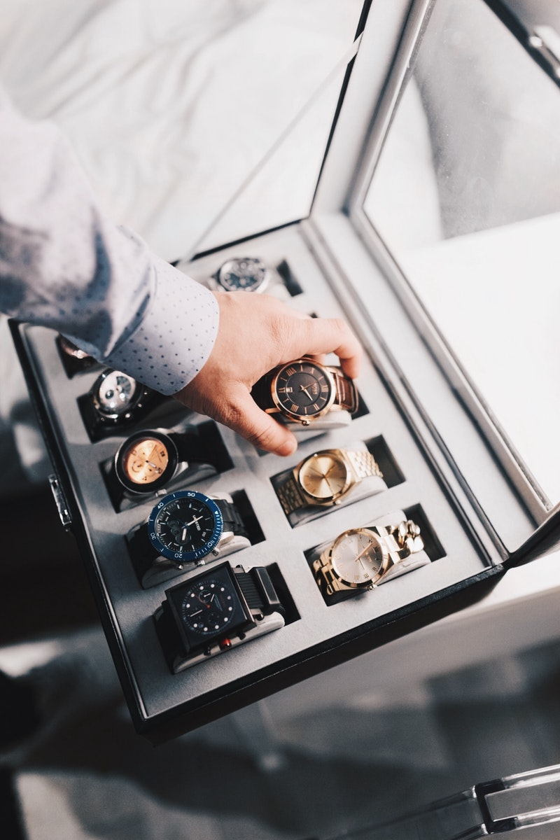 The Best Watch Box for Your Precious Timepiece